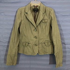 Green American Eagle Outfitters Jacket, size S/P